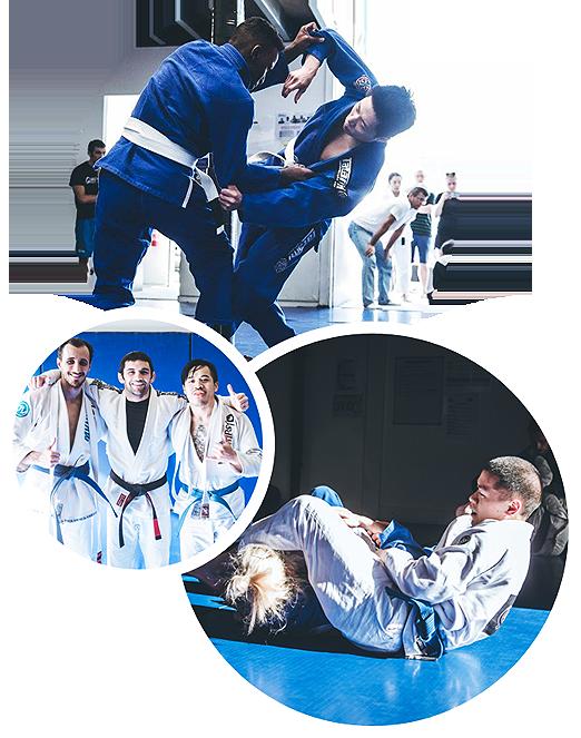 Brazilian Jiu Jitsu - Australian Combat Sports Academy