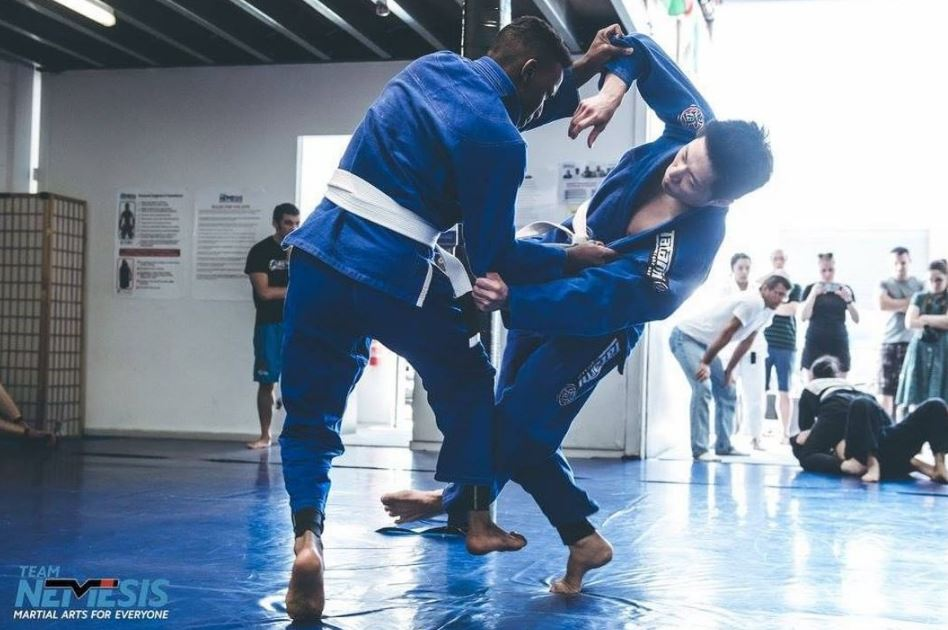 The role of sparring in bjj - Australian Combat Sports Academy