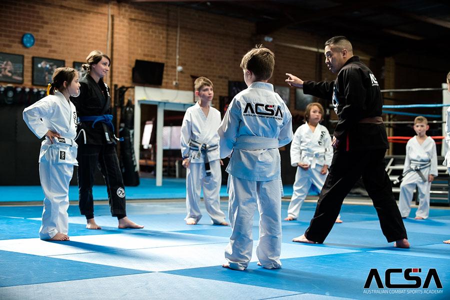 kids martial arts acsa